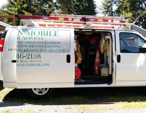 Evergreen Mobile Auto Detal Seattle